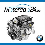 BMW E63 E65 E60 E61 545i 645i 745i 4.5 V8 N62B44A 333 PS Motor Engine