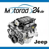 Jeep Grand Cherokee III WH 3,0 CRD Motor EXL 642.980 218 PS